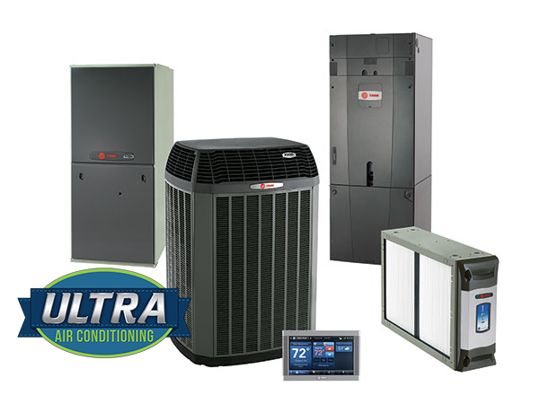 Ultra Air sells, installs and services Trane XV20i True Comfort Air Conditioners that the best all-around system for your home